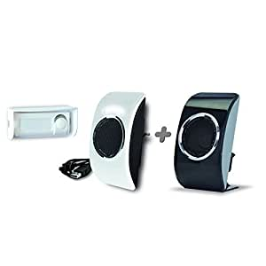 Extel Lookit Carillon sans fil + Carillon sans fil enfichable MP3