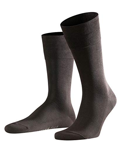 FALKE Herren Tiago Socken - 1 Paar - 95% Baumwolle - Größe 39-50 - versch. Farben - Anzugsocken - Männersocken (Farbe Kleid Socken Herren)