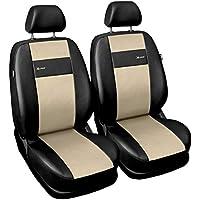 Autositzbezüge Sitzbezüge Maßgefertigt für Nissan QASHQAI  II  Erjot Grau