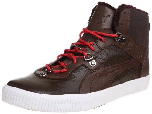 Puma Tipton 353711, Stivaletti uomo, Marrone (Braun (carafe-red clay 04)), 45.5