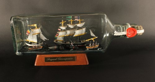 buddel-bini-moby-dick-ship-in-a-bottle-whaling-with-greenpeace-700-ml-rectangular-bottle-museum-qual