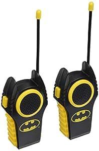Batman – Walkie Talkies – Paire de Talkie-Walkies