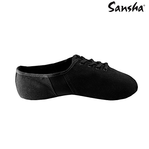sansha-js51-c-tivo-lite-schuhe-jazz-damen-44-schwarz