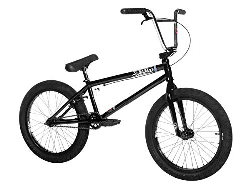 Subrosa Bikes Tiro XL 2019 BMX Rad - Gloss Black | schwarz | 21.0