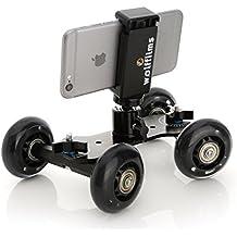 Wolffilms Accesorios para ver películas en iPhone, color negro
