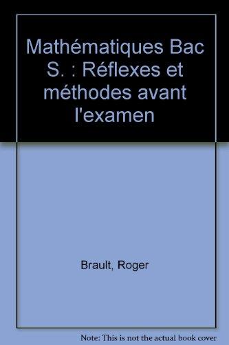 Mini-annales 2000 : Mathématiques, bac (série S)