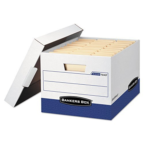 Bankers Box - Storage File, Letter/Legal,12