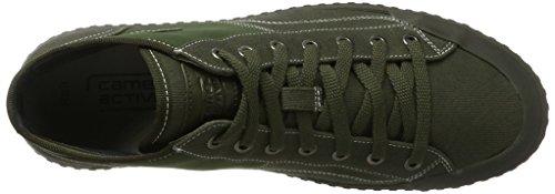 13 02 cachi Attivo Cammello Uomo Alto Verde In Sneakers Ferroviari qE8z1