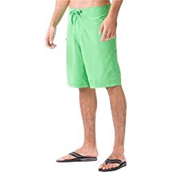 Oakley Classic 22 Mens Boardshort Surfing Swimming Shorts - Island Green / Size 33