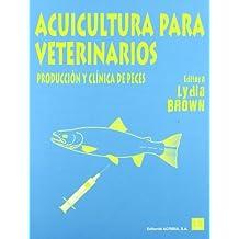 Acuicultura para veterinarios