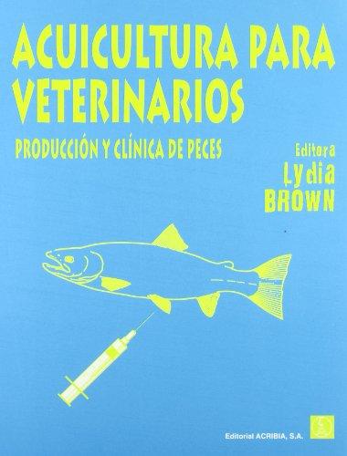 Acuicultura para veterinarios por L. Brown