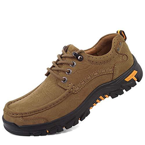 Chaussures pour hommes, chaussures de ville de grande taille, chaussures d'automne d'extérieur, chaussures d'automne d'âge moyen et d'âge moyen, chaussures de randonnée à fond mou, chaussures de rando