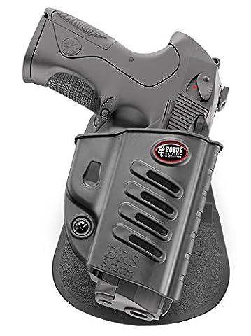 Fobus dissimulé porter étui pistolet rétention ceinture Holster PourBeretta PX4 Storm Full size, Compact, Sub-Compact, Type F, D, G, SD, Inox, M9, 92A1 & 96A1, 96 Vertec 40 cal. , Beretta 90-Two .40S&W, 92FS, 92 Compact 9mm & 92 Compact Rail Inox 9mm