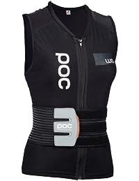 POC Spine VPD Vest WO - Protección espalda para mujer, color negro, talla M
