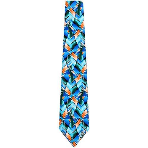 Designer NORTHERN LIGHTS Collection 14 Krawatten mit Knickenten -