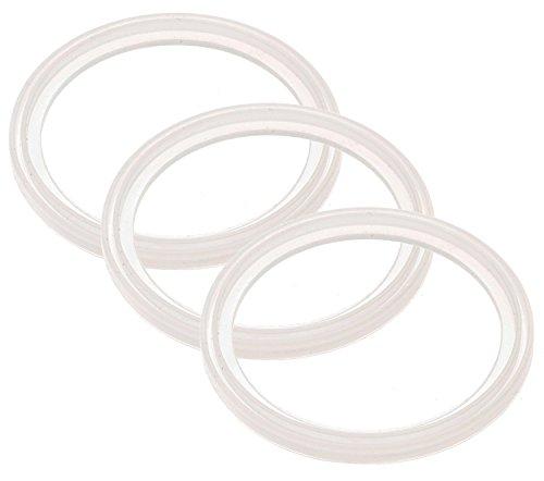 ermos Essen Jar 16und 24Unze-Kompatibel Dichtungen/O-Ringe/Dichtungen 41G59205020U Produkte-BPA/Frei von Phthalat/ohne Latex-Ersatz für 16und 24Unze Container ()