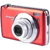Appareil photo numérique compact 18 mégapixels zoom optique caméras Polaroid iEX29 - zoom optique 10x, 2,4 pouces écran, 18MP (Rouge)