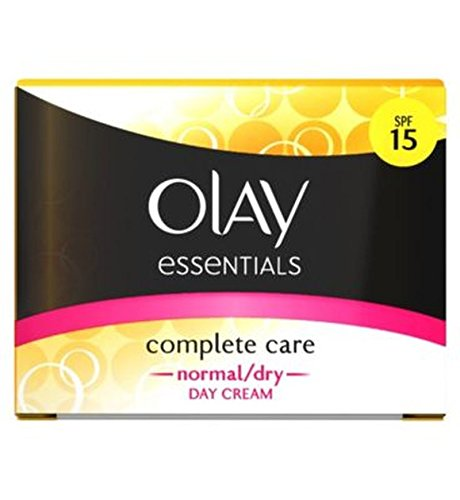 Olay Complete Care 3in1 Moisturiser Day Cream SPF15 For Normal/Dry Skin 50 ml by Olay