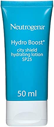 Neutrogena, Moisturiser, Hydro Boost, City Shield, SPF 25, 50ml