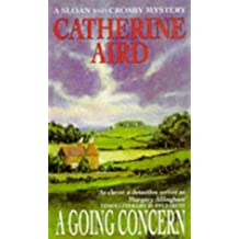 A Going Concern by Catherine Aird (1994-04-08)
