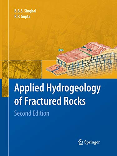 Applied Hydrogeology of Fractured Rocks: Second Edition -