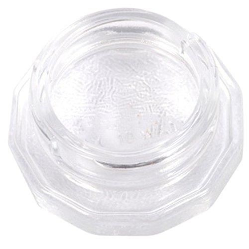 Spares2go cristal lámpara de luz cubierta de lente para Miele Horno Cookers