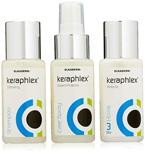 Scopri offerta per Elkaderm Keraphlex Power Pack - Set di prodotti per capelli, 150 ml