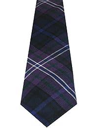Lochcarron Tartan Reiver Tie Scotland Forever Modern