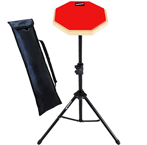 keepdrum-supporto-per-microfono-dp-rd-practice-pad-dps-pad-stativ-black