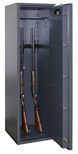 Waffenschrank EN 1143-1 Grad 0 Gun-Safe 0-5 - 4