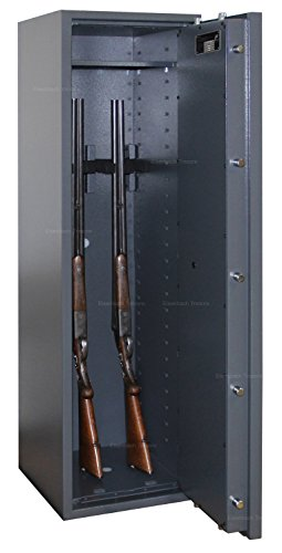 Waffenschrank EN 1143-1 Grad 1 mit Zahlenschloss Gun-Safe 1-5 - 2