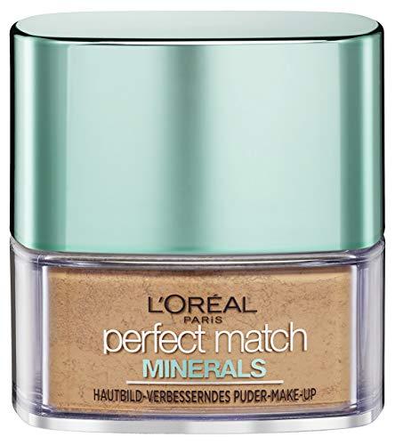 L'Oréal Paris Perfect Match Minerals Caramel 6.5D/6.5W, 10 ml (Powder Oreal L Match True)