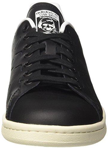 adidas Stan Smith, Baskets Femme Noir (Core Black/Core Black/footwear White)