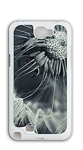 Back Cover Case Personalized Customized Diy Gifts In A cell phone case for samsung galaxy note2 - Dandelion stick figure