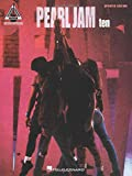 Pearl Jam Ten Tab (Album): Songbook, Grifftabelle für Gitarre: With Notes and Tablature (Guitar Recorded Versions)