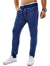 Hommes Jogging Jeans freestyle Rocker ID1202 Slim Fit (stretch)