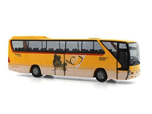 Reitze 64927 Rietze Mercedes-Benz Tourismo Postcar Tschannen Zofingen (Ch) Escala 1:87 H0, Multi Color