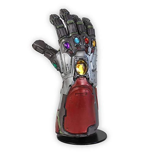 guanti di iron man Yacn Iron Man Infinity Gauntlet Thanos Guanto Costume Cosplay Arm Avengers 4 Endgame