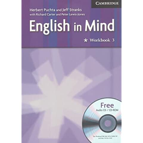 English in mind. Workbook. Per le Scuole superiori. Con CD Audio. Con CD-ROM: English in Mind 3 Workbook with Audio