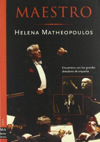 Maestro (Ma Non Troppomusica) por Matheopoulos Helena