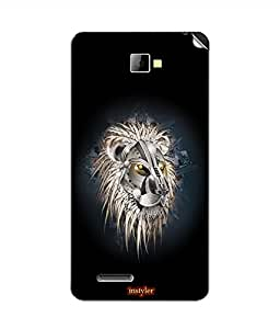 STICKER FOR MICROMAX CANVAS MAD A94 BY instyler