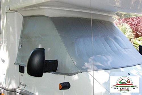 NRF Thermomatten Isoliermatten Aussen Fahrerhaus WOHNMOBIL/Camper Transit 2006-2014