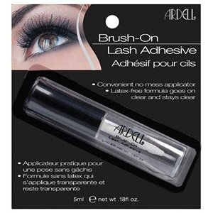 Ardell Adhésif pour faux-cils - A appliquer au pinceau - Transparent - 5,3 ml