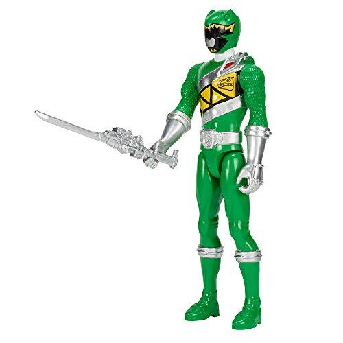 Power Rangers Dino Super Charge-híper Figur grün
