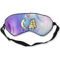 Cute Macaroni and Cheese Love 99% Eyeshade Blinders Sleeping Eye Patch Eye Mask Blindfold for Travel Insomnia... preisvergleich bei billige-tabletten.eu