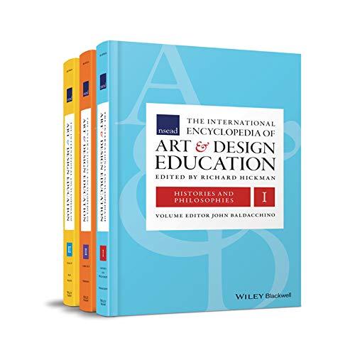 The International Encyclopedia of Art and Design Education: 3 Volume Set -