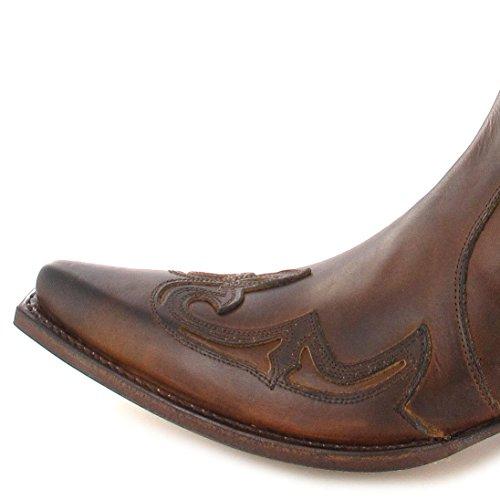 Sendra Boots  7783, Bottes et bottines cowboy mixte adulte Marron - Tang