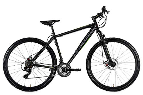 "KS Cycling Mountainbike Hardtail Twentyniner 29"" Heist schwarz RH 51 cm"