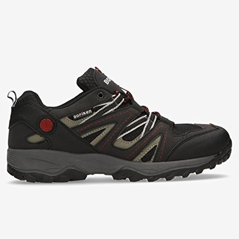 Zapatillas Montaña BORIKEN Negro Hombre (Talla: 44)