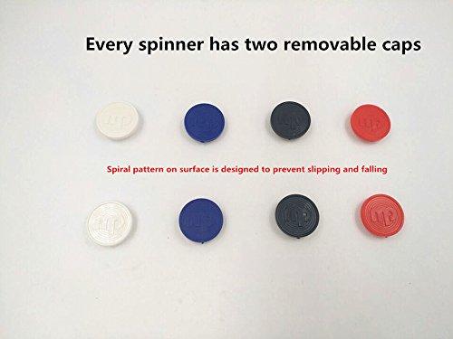 MUPATER fidget spinners, EDC spinner fidget toys -